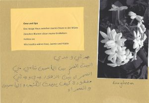 Gedicht und Bild