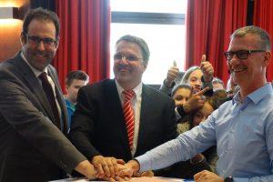 Kooperationsvertrag KSK 2017