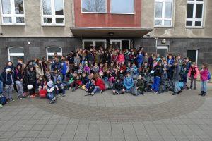 Gesamtschule cleans Euskirchen